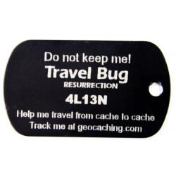 Travel Bug vzkříšení