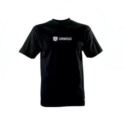 Urwigo shirt bílý nápis