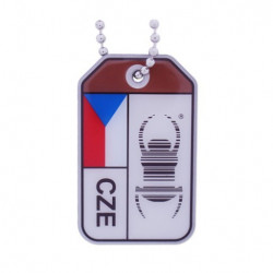 Czech Republic Travel Bug
