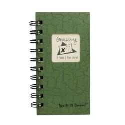 Logbook Geocaching Journal