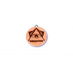 Medaile s očkem 5cm